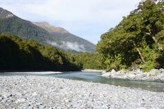 Schöne Landschaft von Hokitika-Schlucht in Neuseeland Lizenzfreies Stockfoto