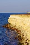 Schöne Landschaft von Krim Lizenzfreies Stockfoto