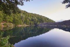 Schöne Landschaften bunt Lizenzfreie Stockfotos