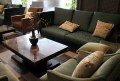 Schöne Möbel Stockbild