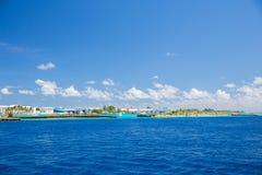 Schöne Maldives Stockfotos