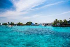 Schöne Maldives Lizenzfreies Stockfoto