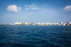 Schöne Maldives Stockfoto