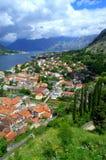 Schöne Montenegro-Landschaft Stockfoto