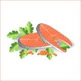 Schöne Nahrung Lizenzfreies Stockfoto