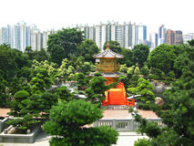 Schöne Nan Lian Garden Lizenzfreies Stockbild