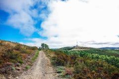 Schöne natürliche Landschaft Lizenzfreie Stockbilder