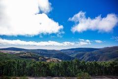 Schöne natürliche Landschaft Stockfoto