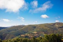 Schöne natürliche Landschaft Stockbild
