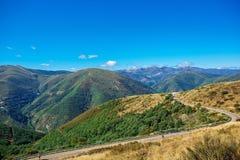 Schöne natürliche Landschaft Lizenzfreies Stockfoto