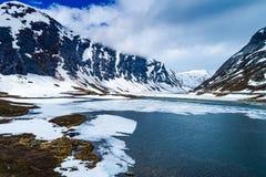 Schöne Natur Norwegen Stockfoto