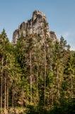 Schöne Naturlandschaft Lizenzfreie Stockfotos
