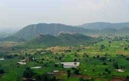 Schöne Naturlandschaft, vindhya Berg, chitrakoot, Indien Lizenzfreie Stockfotografie