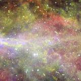 Schöne nebulaes im Weltraum Elemente dieses Bildes geliefert von der NASA stockbild