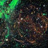 Schöne nebulaes im Weltraum Elemente dieses Bildes geliefert von der NASA lizenzfreie stockfotografie
