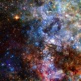 Schöne nebulaes im Weltraum Elemente dieses Bildes geliefert von der NASA lizenzfreie stockfotos