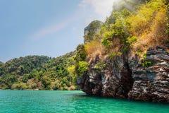 Schöne Ozeanlandschaft Lizenzfreie Stockfotos