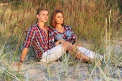 Schöne Paare Lizenzfreie Stockfotos