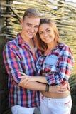 Schöne Paare Lizenzfreies Stockbild