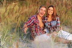 Schöne Paare Stockfotos