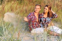 Schöne Paare Lizenzfreie Stockbilder