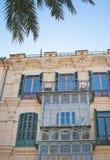 Schöne Palma-Fassade Lizenzfreies Stockbild