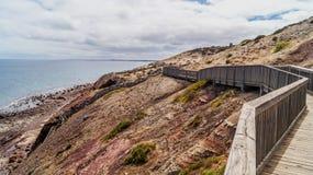 Schöne Promenade Lizenzfreie Stockbilder