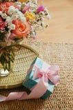 Schöne Rosen Stockfoto