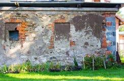 Schöne Ruine stockbilder