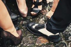 Schöne Schuhe Stockfotos
