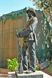 Schöne Skulptur in Mohatta-Palast, Clifton Karachi lizenzfreies stockbild