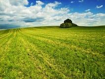 Schöne Sommerlandschaft Lizenzfreie Stockfotografie