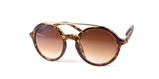 Schöne Sonnenbrille Stockbild