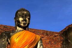 Schöne Statue Buddha Lizenzfreie Stockfotografie