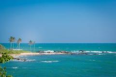 Schöne Strände von Sri Lanka Lizenzfreies Stockfoto