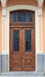 Schöne Tür lizenzfreies stockbild