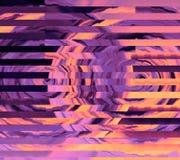 Schöne Tapeten-Auslegung Bunte Beschaffenheit und Hintergrund Modernes Digital-Grafikdesign Multi reiche farbige Grafik lizenzfreie stockbilder