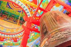 Schöne Tempelwolke Thailand-Porzellans Lizenzfreie Stockbilder