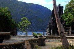 Schöne Tropeninsel - EL Nido, Philippinen Lizenzfreies Stockbild