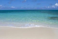 Schöne tropische Küstenlinie Stockbilder