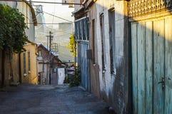 Schöne und alte Stadt von Tiflis Lizenzfreies Stockbild