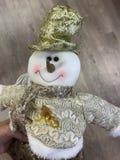 Schöne und glänzende Weihnachtsspielwaren Stockbilder