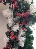 Schöne und glänzende Weihnachtsspielwaren, Dekoration Stockbilder