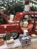 Schöne und glänzende Weihnachtsspielwaren, Dekoration Lizenzfreie Stockfotos