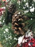 Schöne und glänzende Weihnachtsspielwaren, Dekoration Lizenzfreie Stockfotografie