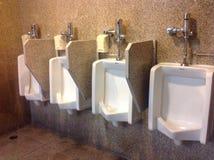 Schöne und saubere Toilette in einem Hotel Stockfoto