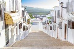 Schöne und typische Straße in Osuna Herzogliche Stadt erkl?rte einen Historisch-k?nstlerischen Standort Provinz von Sevilla Ich m lizenzfreie stockbilder