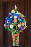 Schöne Vasen Stockfotografie