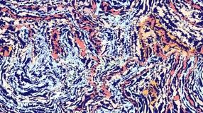 Schöne Vektor KUNST Marbleized Effekt Nahtlose Beschaffenheit Marmornder Hintergrund Modischer schlagkräftiger Pastell Art enthäl stock abbildung