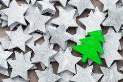 Schöne vektorabbildung Themahintergrund des neuen Jahres Stockfotos